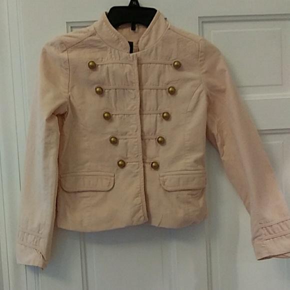 GAP Other - Girls Gap Military Jacket